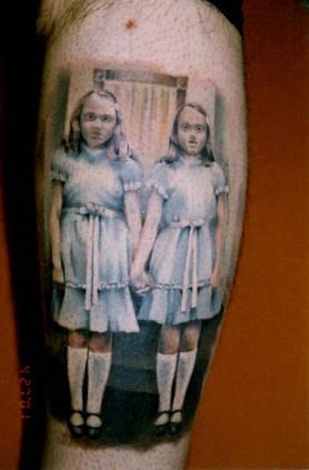 Tattoos - Shining Twins - 55249