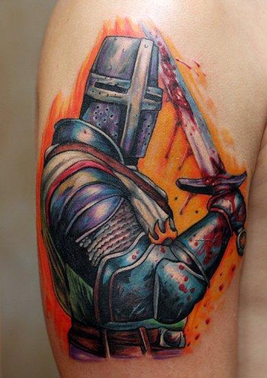 Tattoos - Templar - 79615
