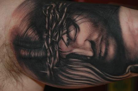 Tattoos - Jesus - 57365