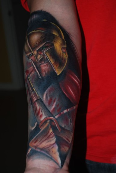 Tattoos - Spartan - 52826