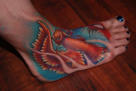 Tattoos - Phoenix - 55691
