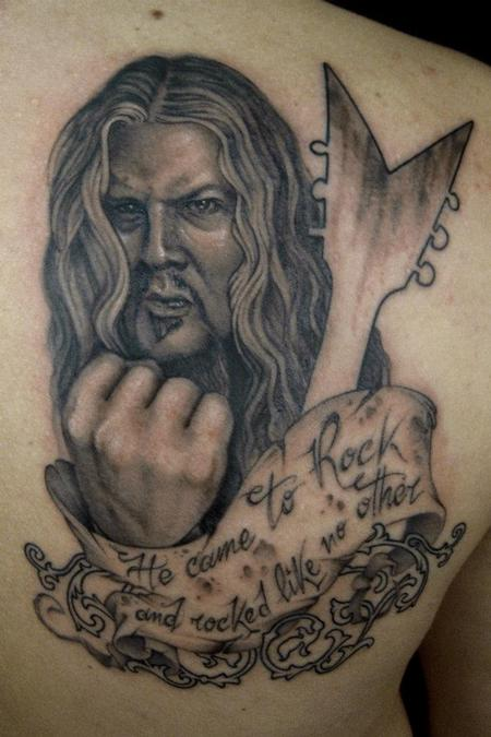 Tattoos - Dimebagportrait - 67132