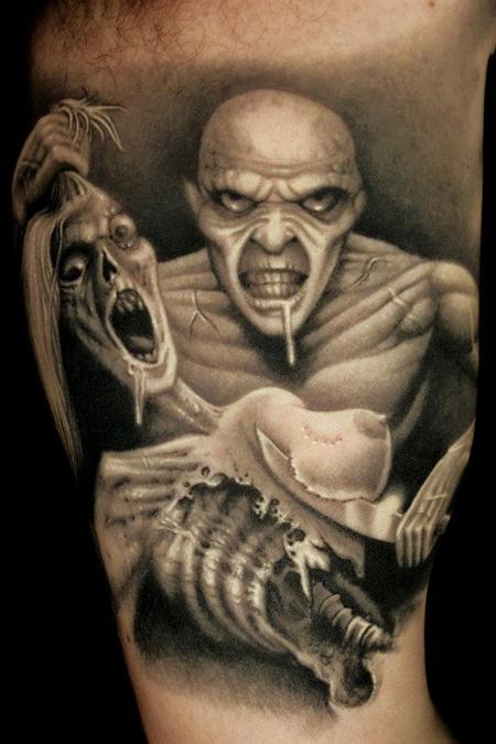 Tattoos - Mortician's cover album - 67134