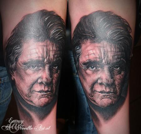 Tattoos - The last days of Johnny Cash