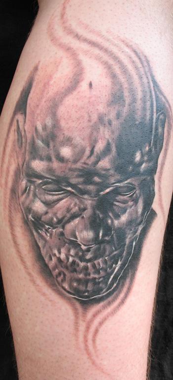 Tattoos - Evil Tendencies - 21088