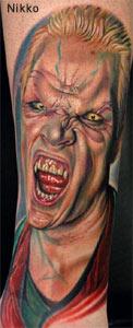 Nikko Hurtado - Spike from Buffy the Vampire slayer