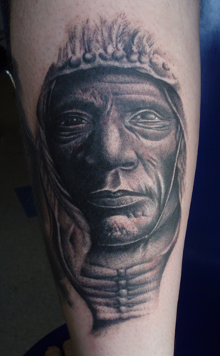 Tattoos - Chief Weasel Tail - 29217