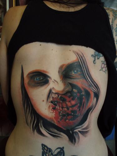 Tattoos - Zombie - 24319