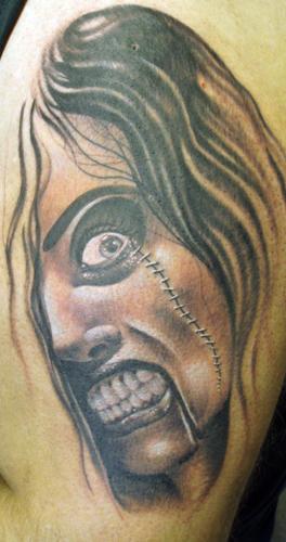Tattoos - Cuts - 33132