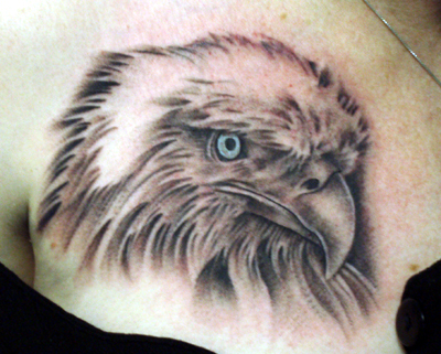 Tattoos - Eagle - 26454