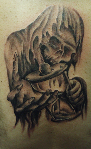 Tattoos - Time's up! - 22989