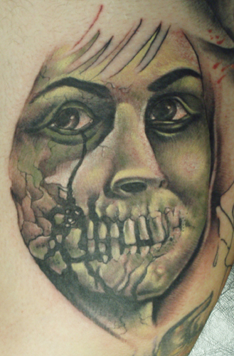 Tattoos - Nice grill - 33141