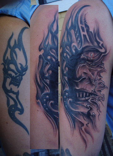 Tattoos - Cover up - 22990