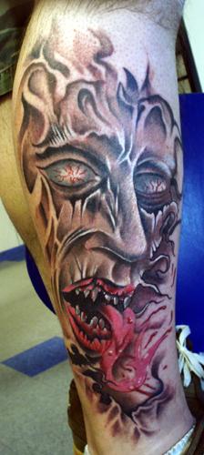 Tattoos - Twisted Fuck - 26455