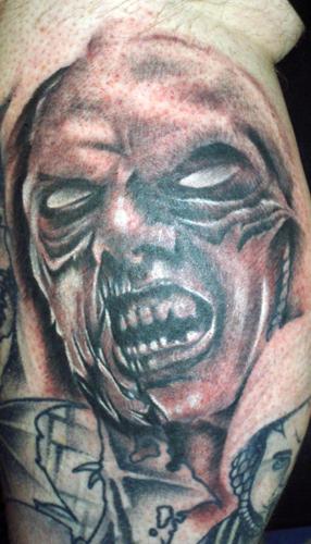 Tattoos - Matt Zombie - 26457