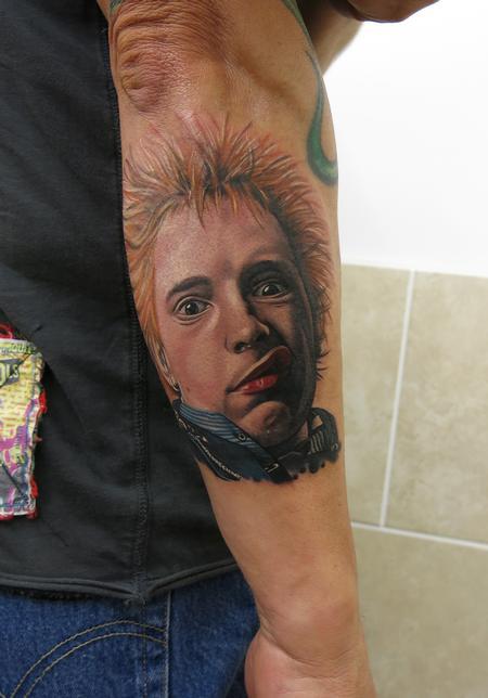 Tattoos - Sid Viscous Tattoo - 93311