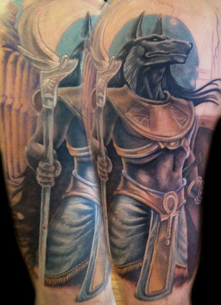 Tattoos - Anubi - 91526