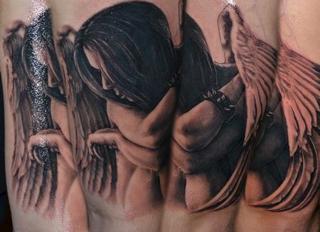Tattoos - Angel death time - 91525