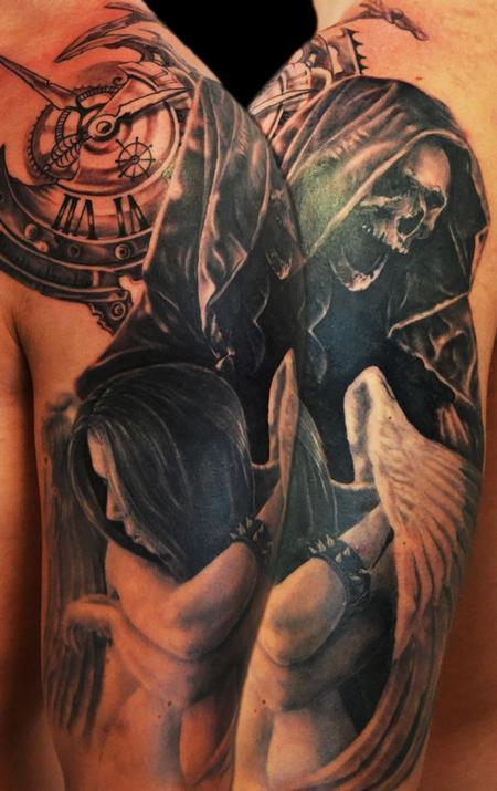 Tattoos - Angel Death Time - 91996