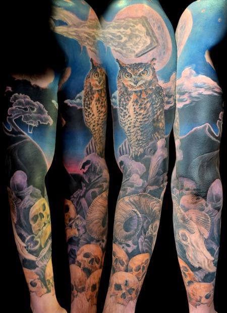 Tattoos - untitled - 102426