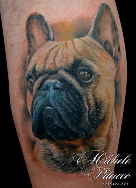 Tattoos - Dog - 115322