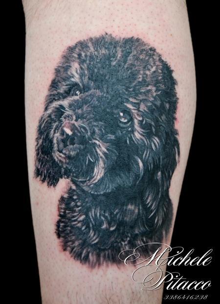 Tattoos - Dog - 119447