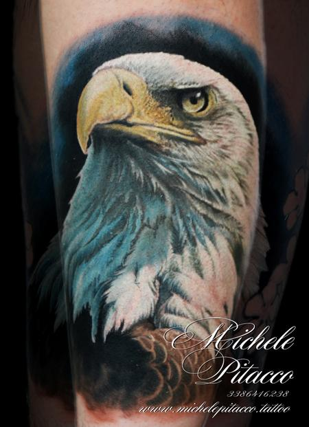 Tattoos - Eagle - 128055
