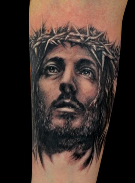 Tattoos - Jesus - 102166