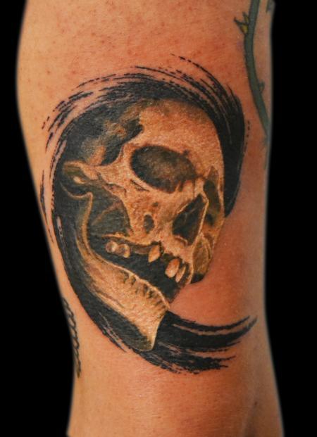 Tattoos - Skull - 130969