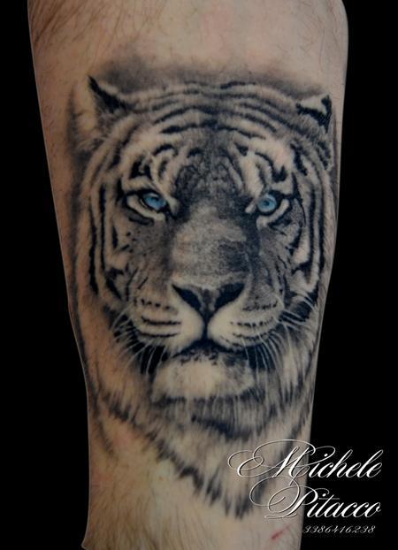 Tattoos - Tiger - 106126