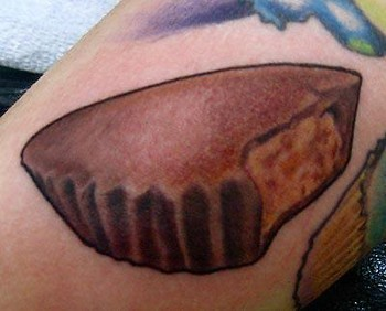 Tattoos - Reese's Tattoo - 39445