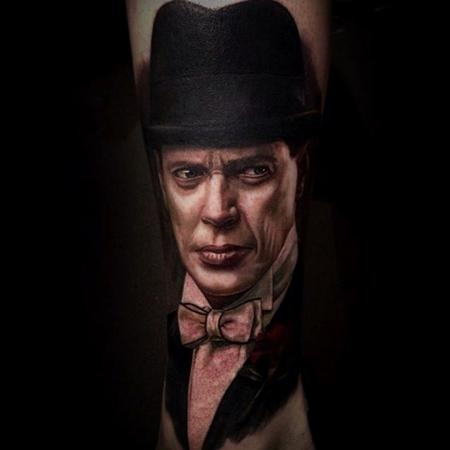 Tattoos - nucky thompson from boardwalk empire - 109354