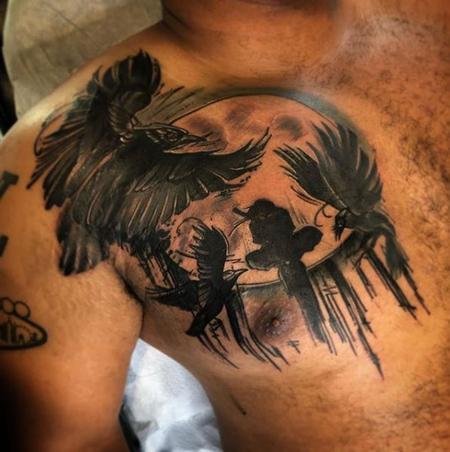 Tattoos - Al Perez Naruto - Itachi Uchiha - 139149
