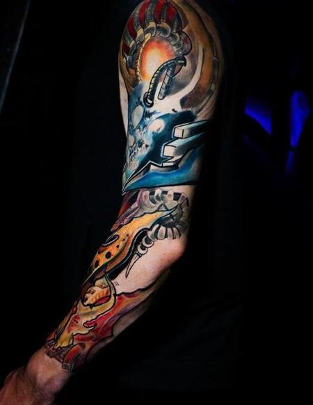 Chris Good Sleeve