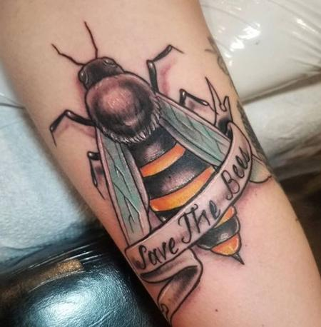 Cody Cook Save The Bees