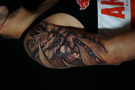 Tattoos - Walt Watts Naruto - 142708