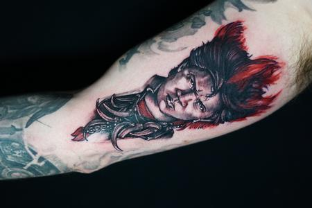 Tattoos - Al Perez Portrait - 142531