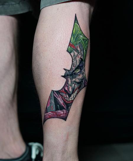 Tattoos - Al Perez Joker - 142559