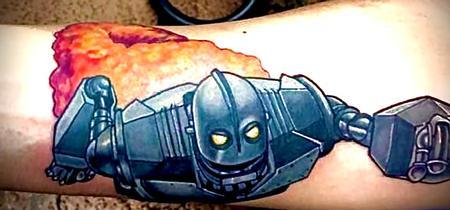 Tattoos - Iron Giant - 142873