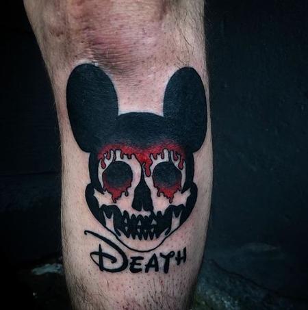 Megyn Olivia Disney Death Design Thumbnail