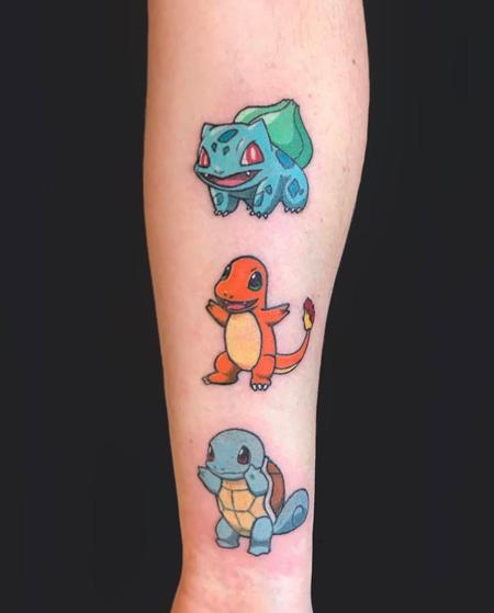 Tattoos - Rick Mcgrath Pokemon - 141434