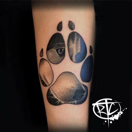 Ryan Cumberledge Paw Puppy Portrait