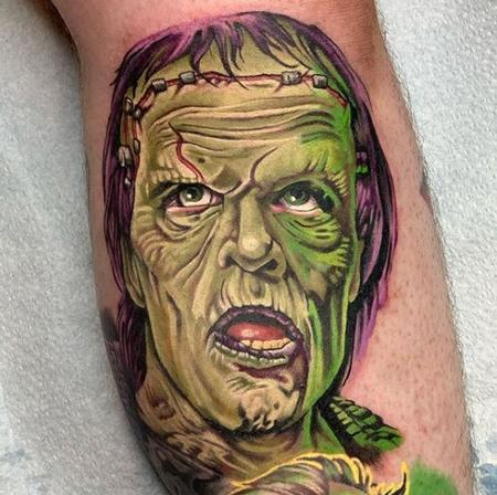 Tattoos - Tori Loke Frankenstein - 139739