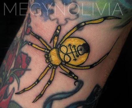 Leviathan Widow Tattoo