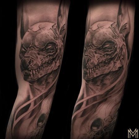 Tattoos - Creepy Tattoo - 134538