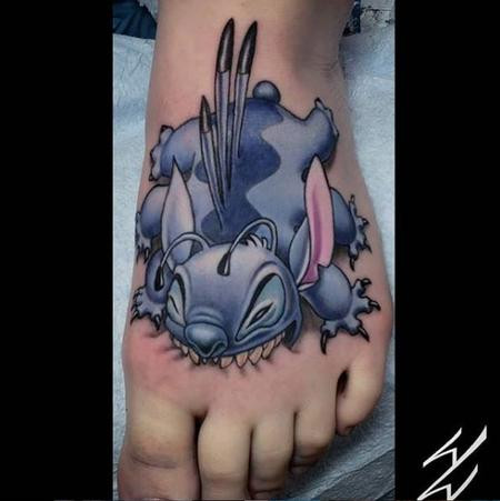 Tattoos - Walt Watts Stitch  - 139313