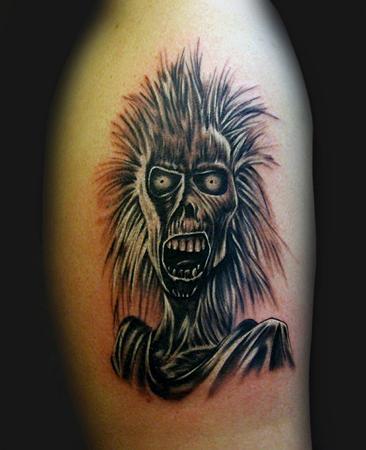 Tattoos - Eddie - 61655