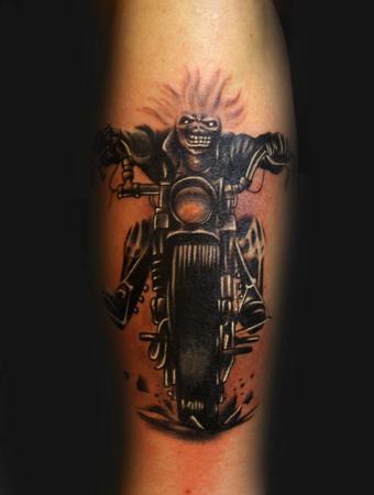 Tattoos - Iron Maiden  - 62007