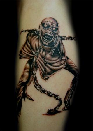 Tattoos - Eddie - 54622