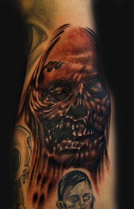 Tattoos - Zombie - 63303